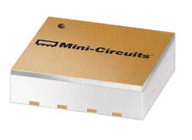Low-Noise MMIC Amplifiers meet MIL requirements.