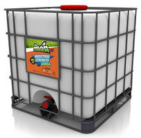 Industrial Strength Cleaner/Degreaser comes in 275 gal totes.