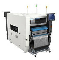 High-Speed PWB Component Mounter has compact, modular design.