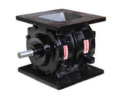 Rotary Valves feature 6-vane rotor design.