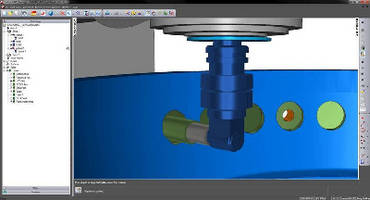 CAM Software supports right angle heads.