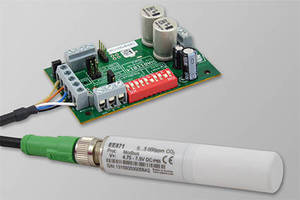 Modular CO2 Transmitter serves demanding OEM applications.
