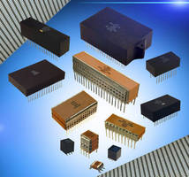 SMPS Capacitors suit military, aerospace applications.