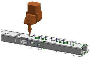 Tube/Pipe Cutting Software offers broad support, functionality.