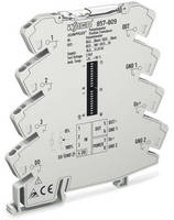 Potentiometer Signal Conditioner offers <0.1% transmission error.
