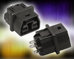 DC Power Connector features halogen-free design.