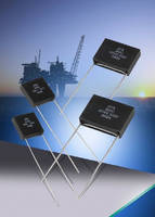 Multilayer Ceramic Capacitors range from 50-3,000 V.