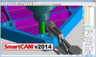 CAM Software supports definition of complex profiles.