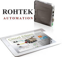 HMI Tablet affords portability and connectivity.