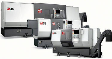 Big-Bore Turning Centers are designed for accuracy and stability.