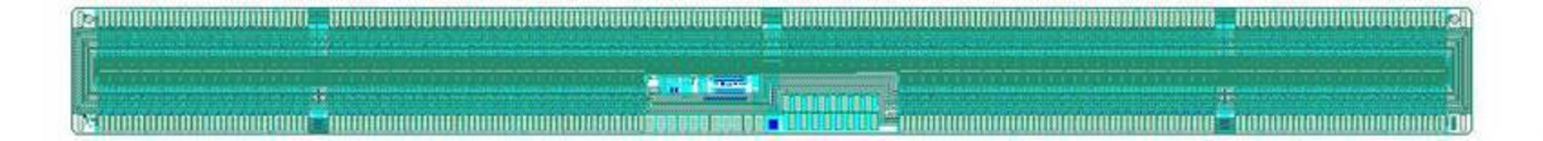 EPD Driver IC features 400 outputs rated for �15 V.