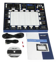Electronic Workstation facilitates analog/digital circuit design.