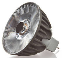 High Color Temperature LED Lamps deliver full visible spectrum.