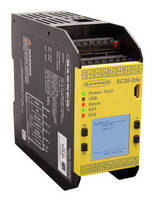 Safety Controller provides flexible programming capabilities.
