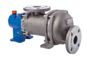 Eccentric Disc Pumps facilitate chemical transfer.