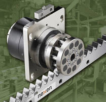 Roller Pinion System yields up to 36 million meters of travel.