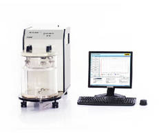 Vacuum Packaging Analyzer measures volume of residual oxygen.
