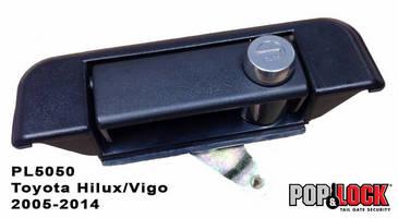 Tailgate Lock retrofits to Toyota Hilux/Vigo.