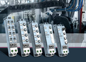 Compact Digital I/O Module withstands on site conditions.