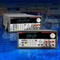 DC Power Supplies feature GPIB-programmable design.
