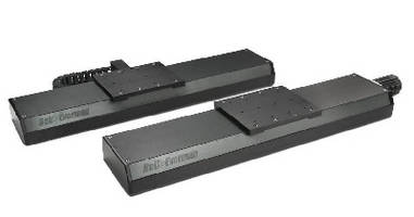 Sealed Linear Stages suit harsh operating environments.
