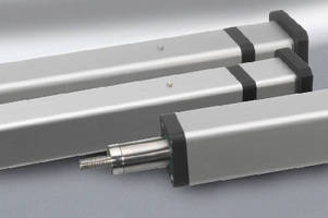 Electric Linear Actuators  suit continuous duty applications.