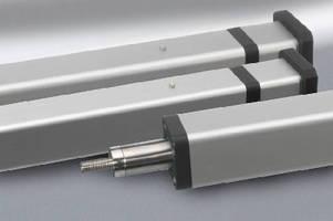 Electric Linear Actuators  suit continuous duty applications.