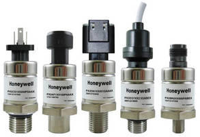 Heavy-Duty Pressure Transducer is compatible with harsh media.