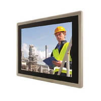 HMI Panel PCs and Monitors feature sunlight readable display.