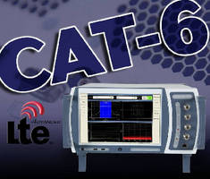 Digital Radio Test Set tests Cat 6 peformance bidirectionally.