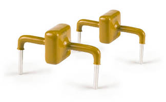 High Power TVS Diodes suit DC bus protection applications.