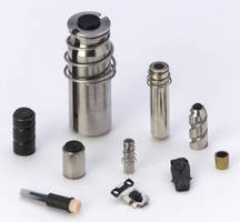 Bonded Solenoid Plungers improve longevity and performance.