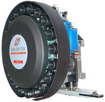Automatic Tool Changer features drum style magazine.
