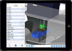 NC Simulation App optimizes shop communication.