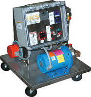 Water Cooled Circulator enables precise temperature control.