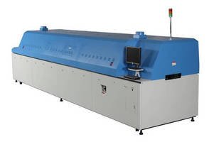 Advanced Reflow Systems include batch ovens and inline variants.