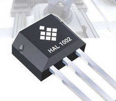 Precision Programmable Hall Switch suits automotive applications.