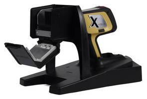 Portable Test Stand enhances XRF analyzer usability.