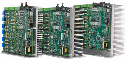 Transconductance Linear Servo Amplifiers offer low drift.