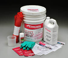 Quick Start Kit cleans out machine sumps.