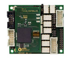 Interface Card supports boundary scan and processor emulation.