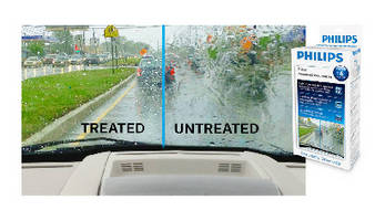 Windshield Treatment Kit  optimizes driver visibility.