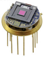 Microspectrometer Detector incorporates ASIC and EEPROM.