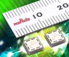Ultrasonic Sensor has compact, surface mount design.