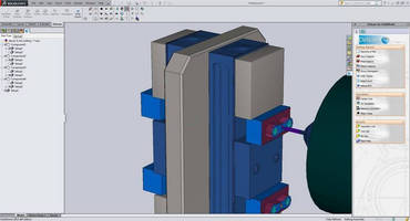 CAM Software adds tombstone machining capabilities to SolidWorks.