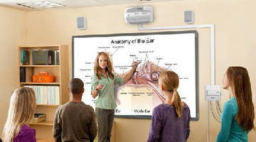 AV Control Box  supports classroom multimedia devices.