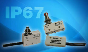 Snap Action Microswitches are qualified under UL61058.