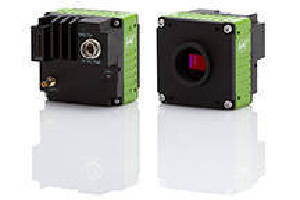 Industrial CCD Cameras features CoaXPress digital interface.