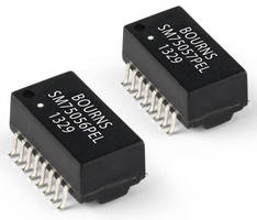 T1/E1 Transformers are designed for telecom applications.