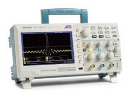 Entry Level Oscilloscopes offer sampling rates to 2 GS/s.